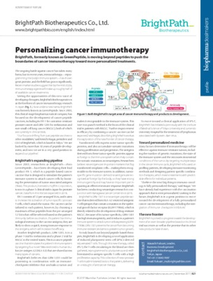 Personalizing cancer immunotherapy